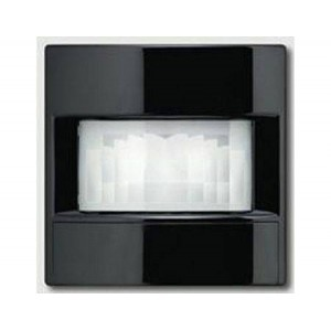 1201URE + LS1180SW  Автоматический выключатель 230 В~ , 40-400Вт, трехпроводное подключение(ласмпы накал.+обмот.транс), высота монтажа 1,1м  Черный глянцевый