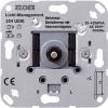 Спутник для  светорегулятор поворотный  нажимной  420Вт (LED 3-100Вт)  слоновая кость  230V