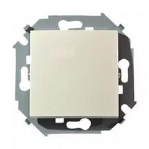 Выключатель 1-кл. СП Simon15 бел. 1590101-030