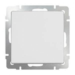 Werkel выключатель 1кл проходной  белый WL01-SW-1G-2W