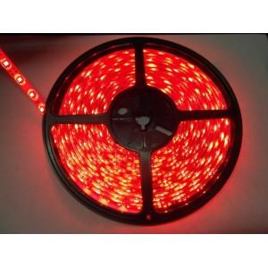 Светодиодная лента LEDcraft SMD 3528 19.2 Ватт на метр 240 диодов на метр IP 65 Красный