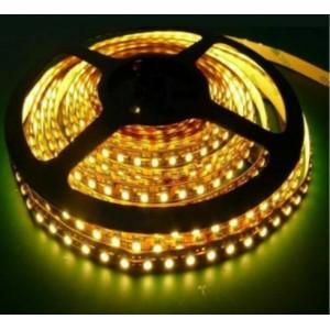 Светодиодная лента LEDcraft SMD 3528 19.2 Ватт на метр 240 диодов на метр IP 65 Желтый