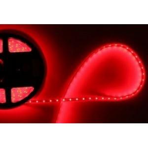 Светодиодная лента LEDcraft SMD 3528 4,8 Ватт на метр 60 диодов на метр IP 33 Красный