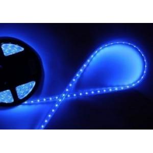 Светодиодная лента LEDcraft SMD 3528 4,8 Ватт на метр 60 диодов на метр IP 33 Синий
