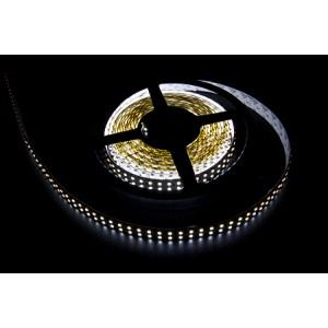 Светодиодная лента LEDcraft SMD 3528 19.2 Ватт на метр 240 диодов на метр IP 33 Холодный белый