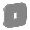Legrand Valena ALLURE Алюминий  Накладка розетки USB-удлинителя 3.0  754757