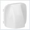 Legrand Valena ALLURE Белая Накладка вывода кабеля   755055