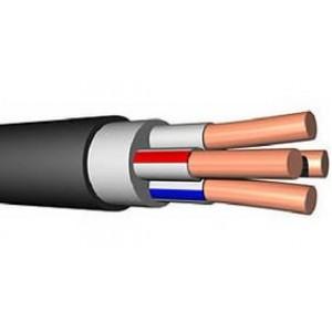 Провод (кабель) ВВГ нгLS   4х4 кругл  ГОСТ РФ Конкорд