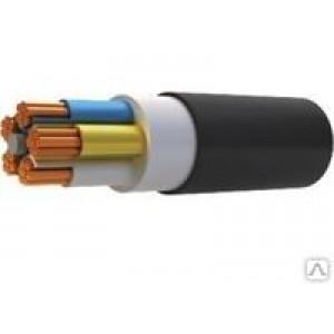 Провод (кабель) ВВГ нг LS 5х50 Цена за 1 м  ГОСТ  РФ