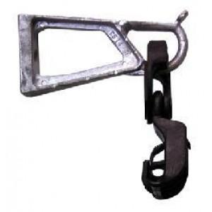 Кронштейн для крепления промежуточных зажимов  КП-1500