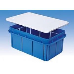 Коробка распаечная с/п 130х106х50мм