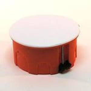 Коробка распаечная ГСК с/п  D=100мм,Н=45мм