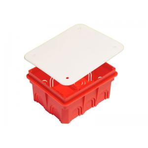 Коробка распаечная с/п 151х122х73мм