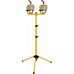 Прожектор галогеновый   2х500W на треноге Навигатор