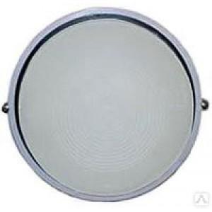 Светильник банный круглый  белый  Е27  60W  IP65