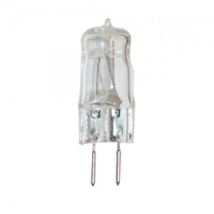 Лампа галогеновая  GY6   220V  20W \ 35W, \50W  Космос