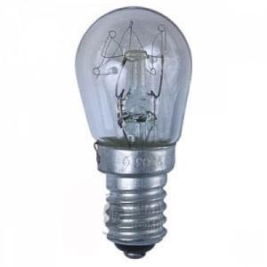 Лампа накаливания Е14 для холодильников  15w и 25W  Navigator