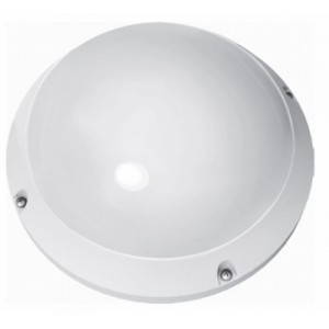 Светильник LEEK банный  круглый LED 12W   белый IP65 4500К