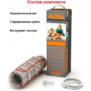 Нагревательный мат AURA Heating МТА 1200-8,0м.кв