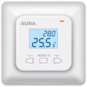 Терморегулятор AURA LTC 530 Германия 16А