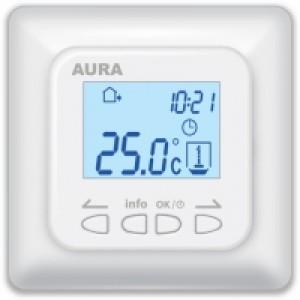Терморегулятор AURA LTC 730 Германия 16А