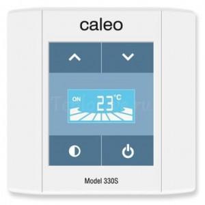 Терморегулятор Caleo 330S   3 кВт  Сенсорный встраиваемый