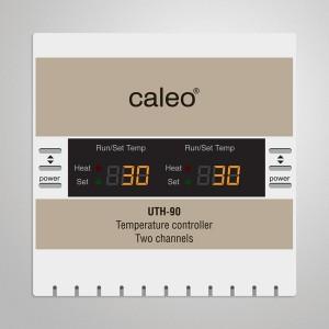 Терморегулятор Caleo  UTH-90 3,3 кВт  2х зонный накладной