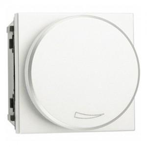 Cветорегулятор поворотный для регулируемых LED ламп ABB Niessen Zenit, 2-100 Вт, белый